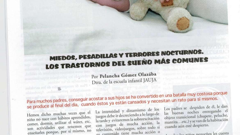 MIEDOS, PESADILLAS Y TERRORES NOCTURNOS